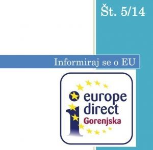 "Bilten ""Europe Direct Gorenjska 2014"""