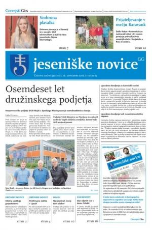 Jeseniške novice, 16. september 2016-13